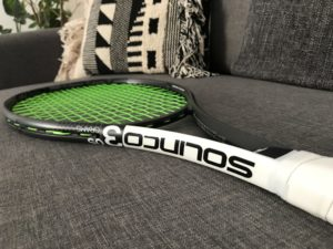 Solinco Shadow 305 Racquet Review