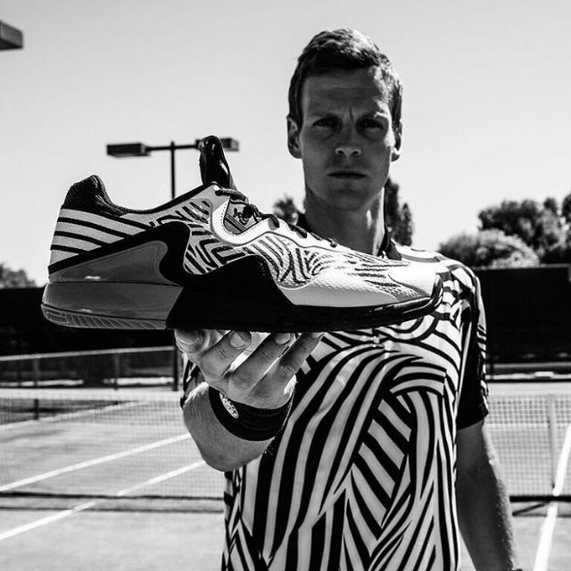 Berdych Tennis Shoes