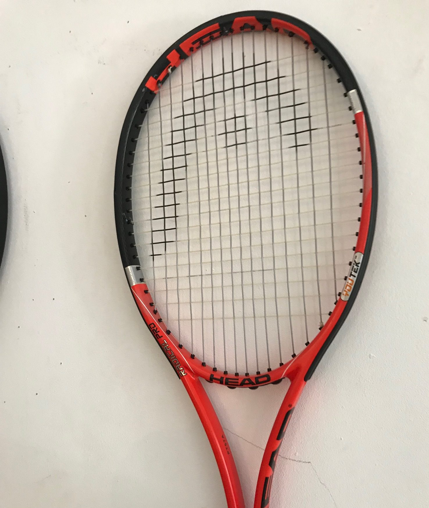 Andy Murray tennis racket