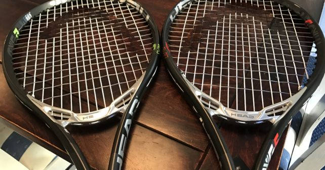 HEAD MxG 3 & 5 Racquet Review | Tennisnerd.net