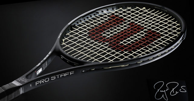 a4397de57 ... play-testing the Angell TC 97 Custom 18×20 for a while now and I wanted  to throw in a comparison between another popular racquet  the Wilson Pro  Staff ...