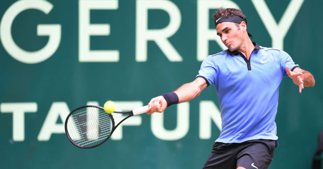 dabf98491266 A lot of people wonder about Roger Federer's Tennis Racquet and if you can  buy in the stores. This post explains what tennis racquet Roger Federer  uses.