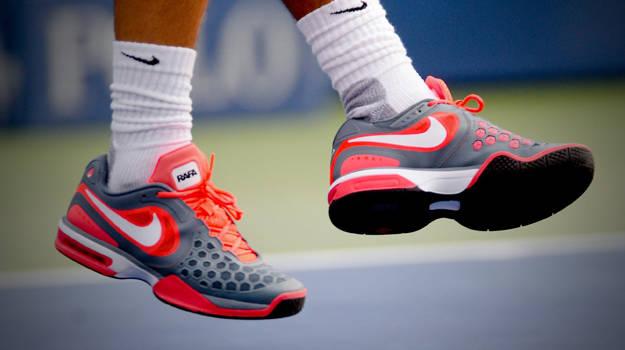 Rafael Nadal s New Shoes  e05deaaa1fe