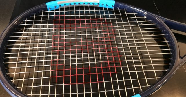 wilson ultra 100 stringing instructions