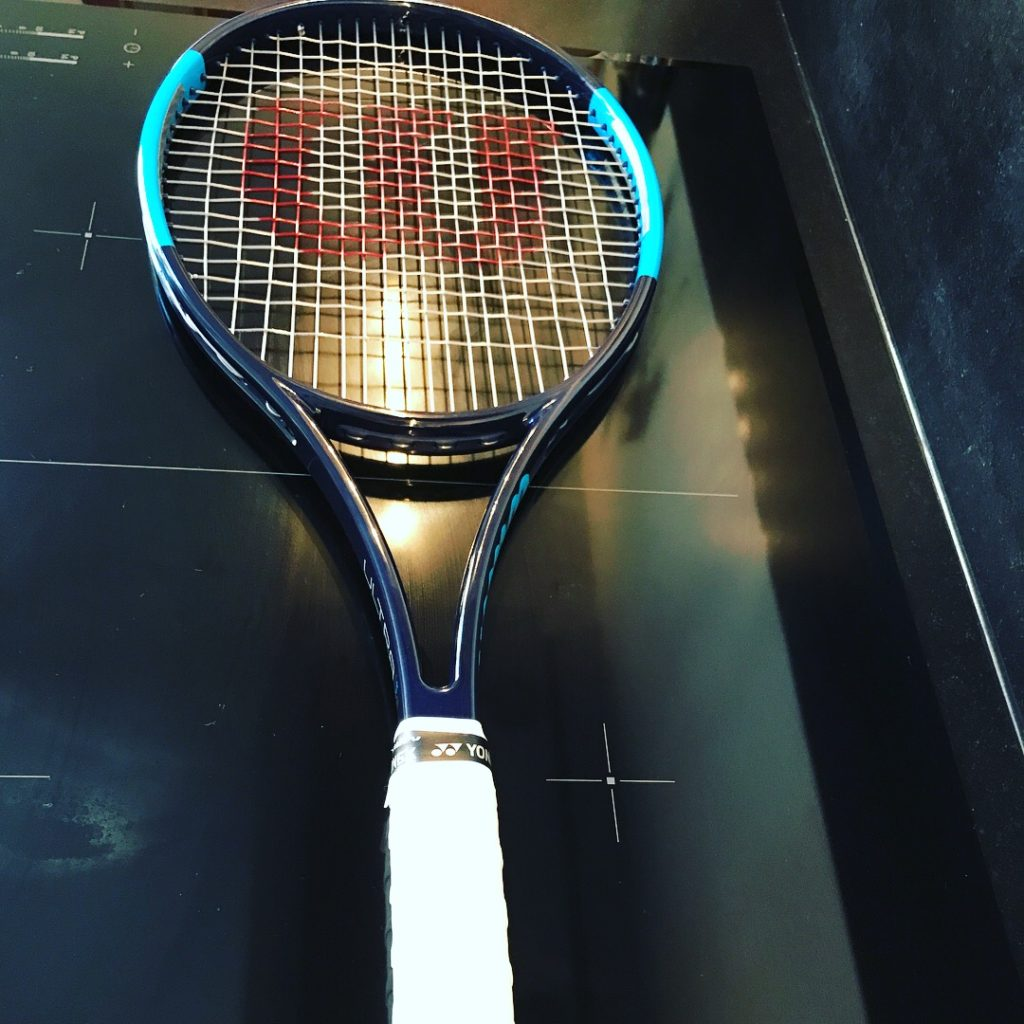 wilson ultra tour racquet review tennisnerd netthat doesn\u0027t trouble your arm and doesn\u0027t give you much for free but rewards what you put in to it, the wilson ultra tour is very likely a great option