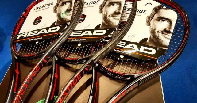 HEAD Graphene Touch Prestige | Tennisnerd.net