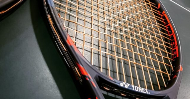 Playing with flexible racquets - VCORE Pro 97 330