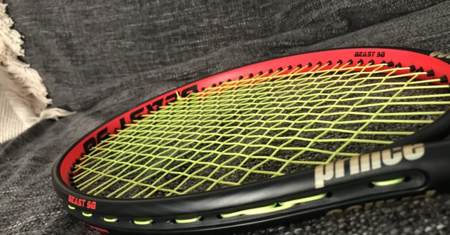 Prince Beast 98 Racquet Review