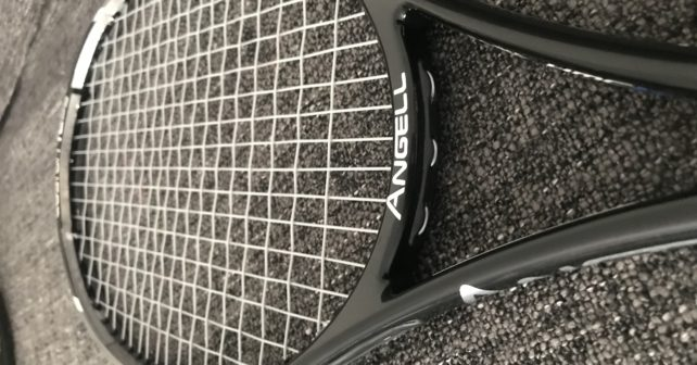 Angell TC 95 Custom 16x19 Racquet Review