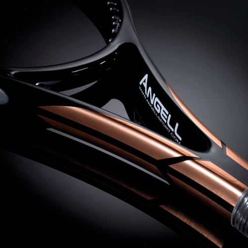 Angell Custom V3 Racquets - New custom racquets