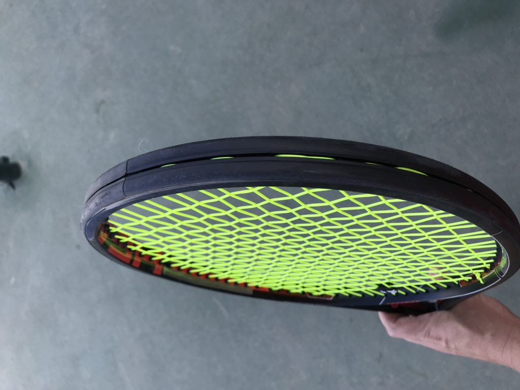 HEAD Graphene Touch Prestige Tour Review - Pic