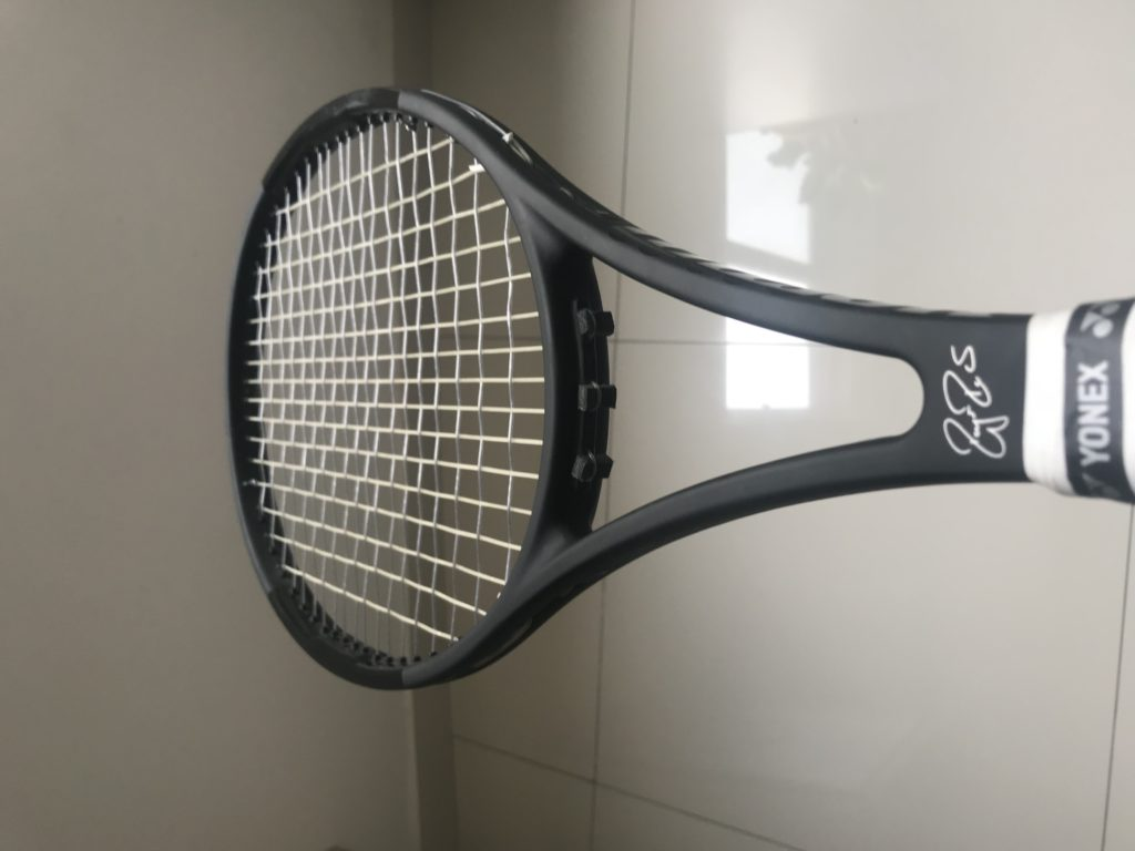 Roger Federer's Racquet Setup - Testing Champions Choice