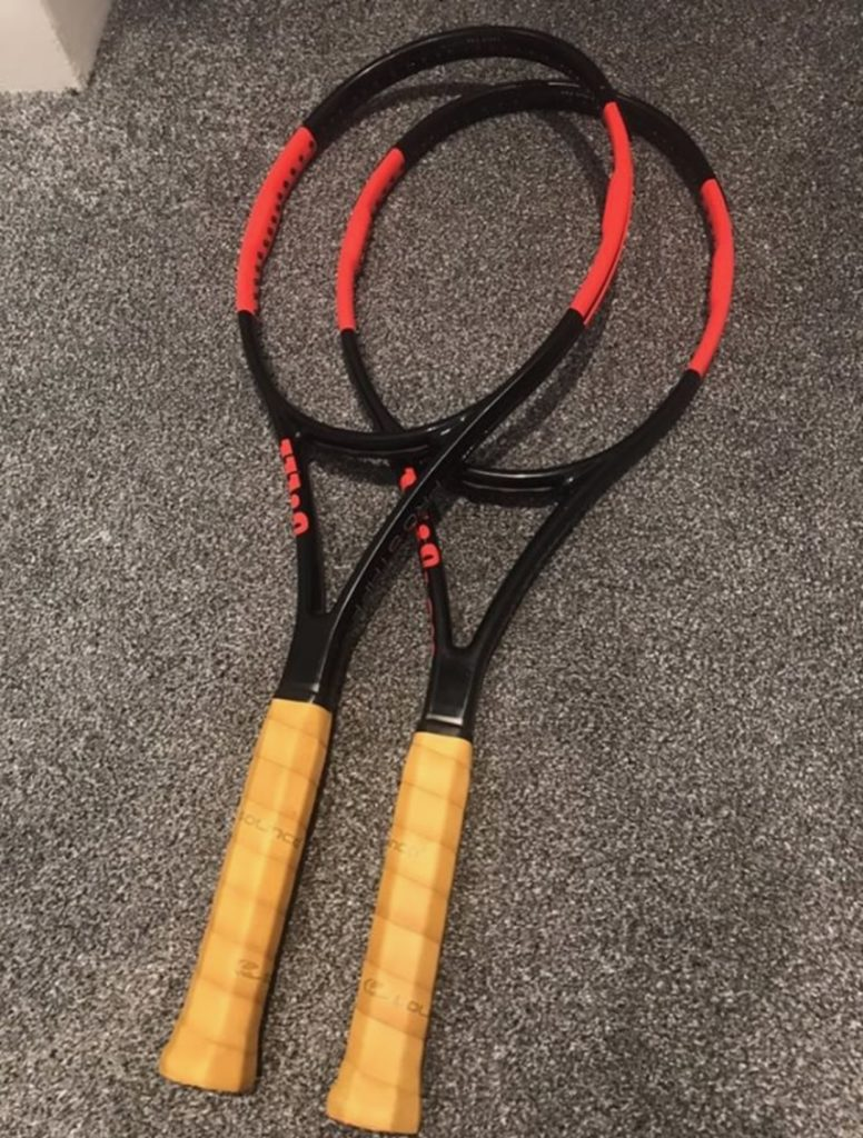 Wilson Six One 95 Racquet Review - Pro Stocks