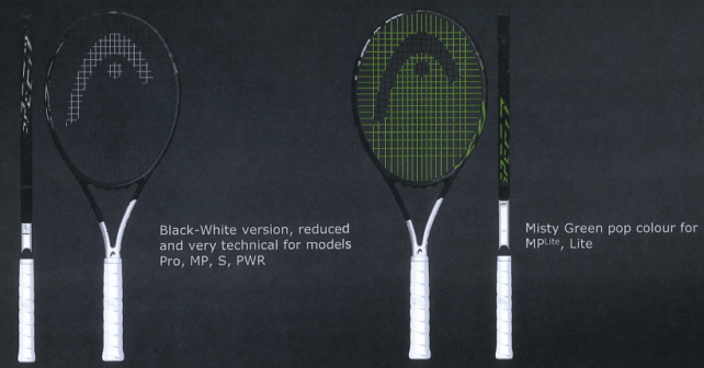 New HEAD Graphene 360 Speed Racquets - release end of July