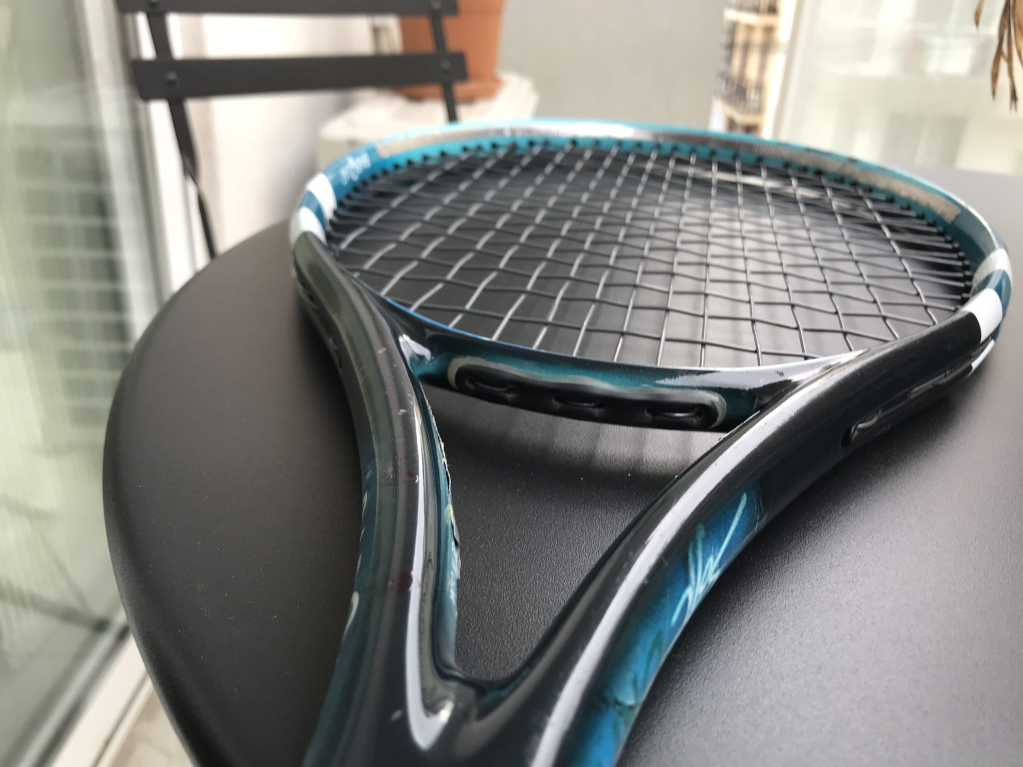 Can you play with a cheap tennis racquet? - Babolat Soft Drive
