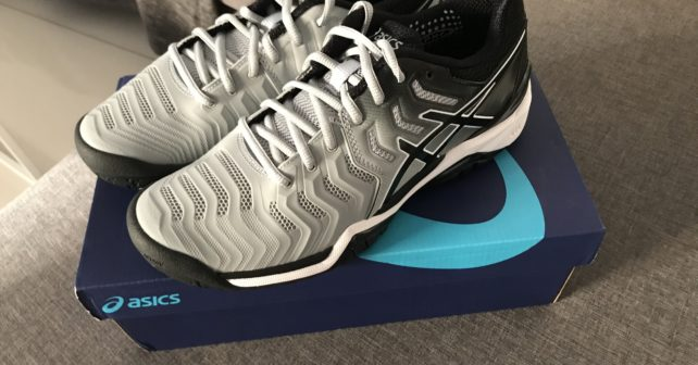 Asics Gel Resolution 7 Shoe Review