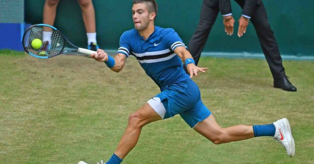 Borna Coric's Racquet - What racquet does Coric use?