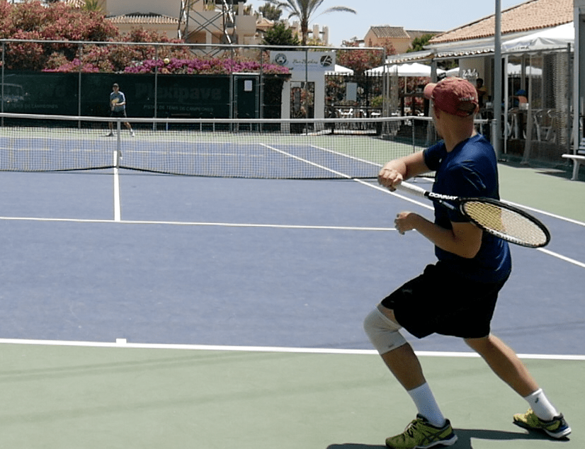 Donnay Pro One Penta 97 Racquet Review - Specs
