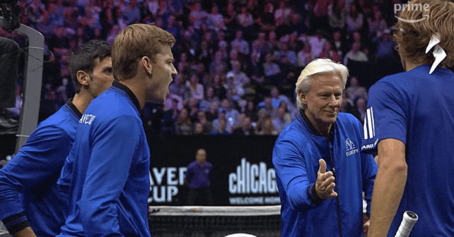 Is the Laver Cup here to stay? Let's hope.