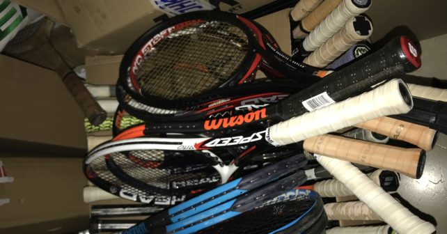 Do I need to buy new tennis racquet