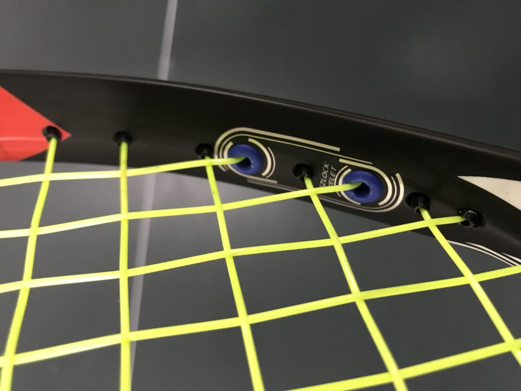 Tecnifibre Tflash 300 Powerstab Racquet Review - Tennisnerd