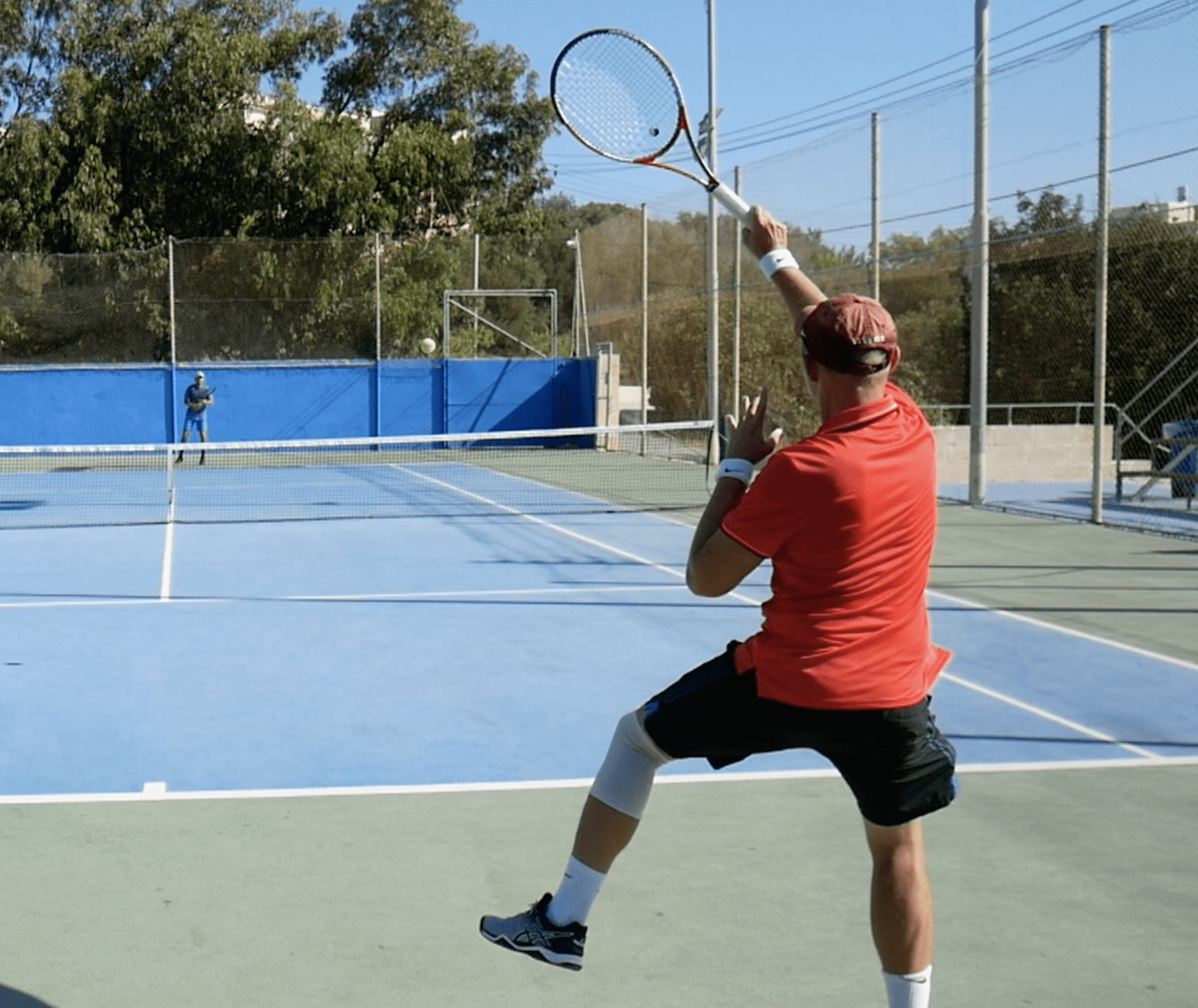Buying a tennis racquet: Power vs Comfort