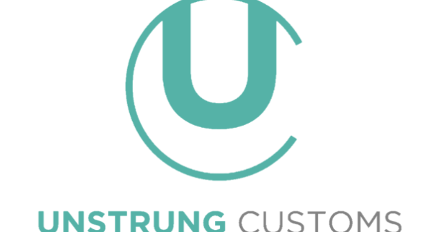 Unstrung Customs - logo