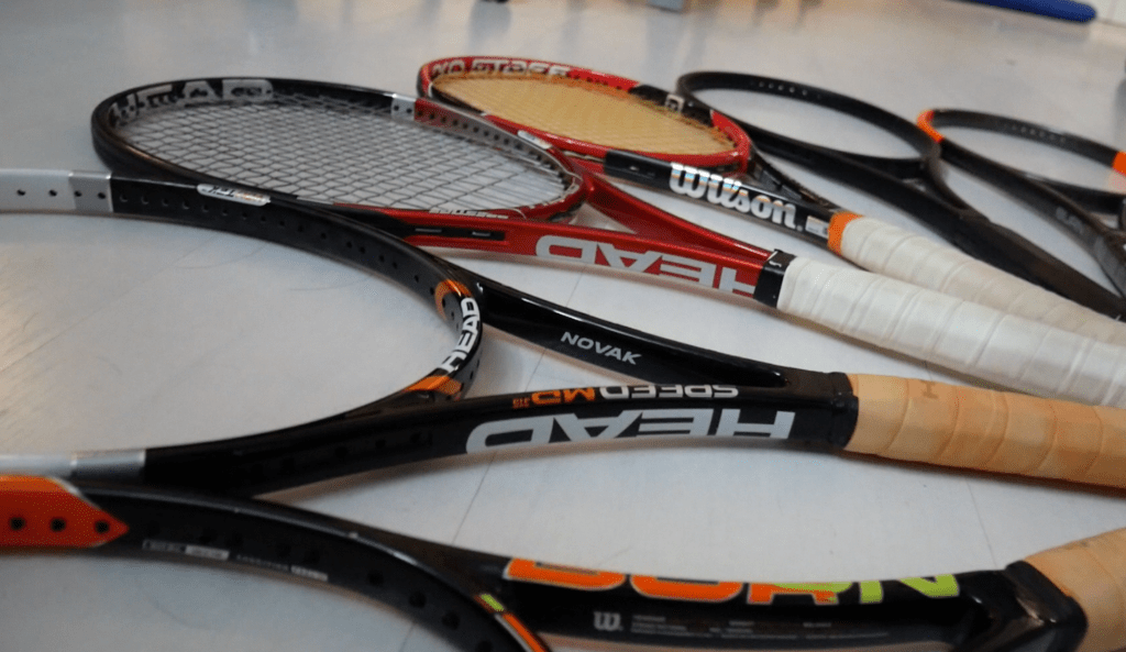 Unstrung Customs - Pro Stock racquets