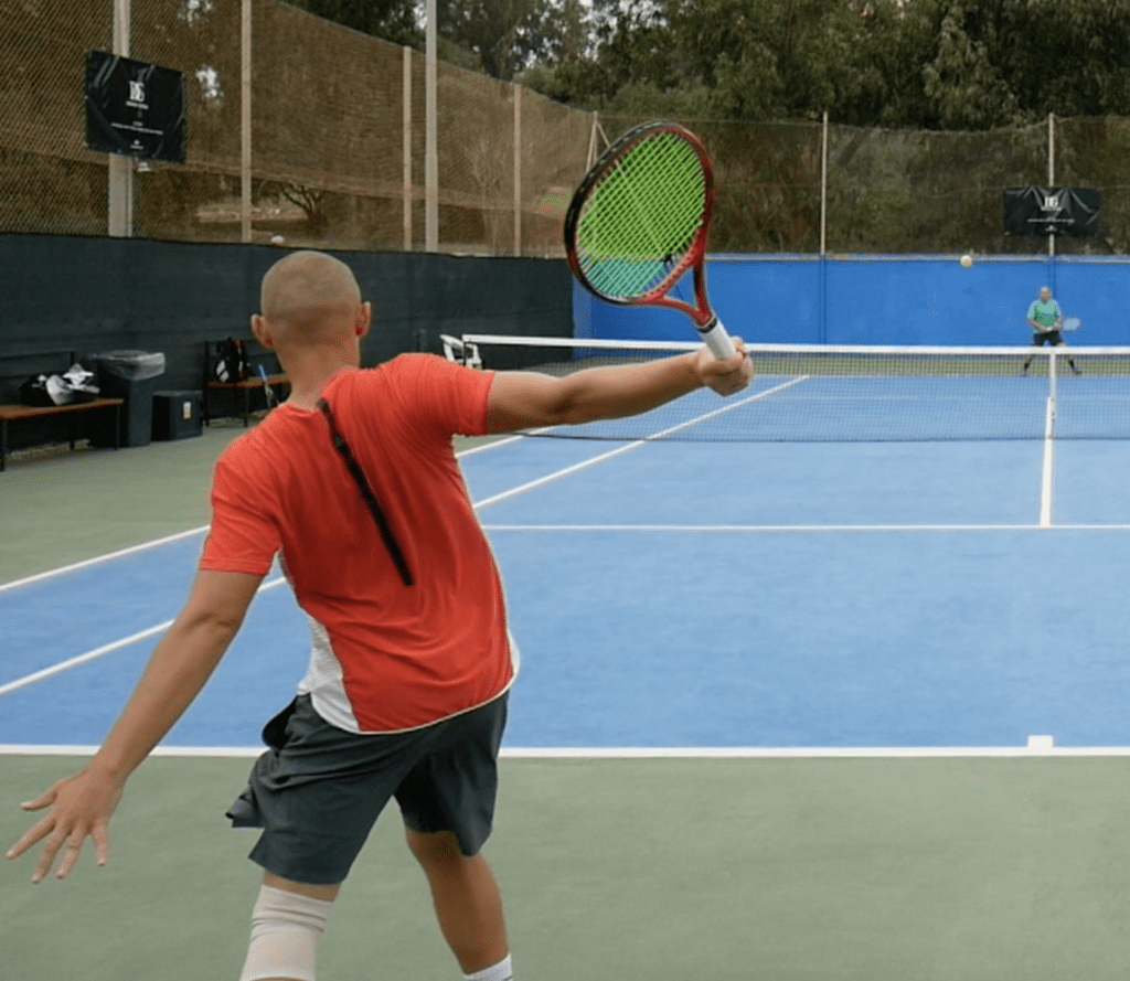 Yonex VCORE 95 Racquet Review: First impressions
