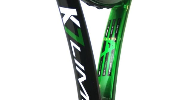 Angell K7 Lime Racquet Preview