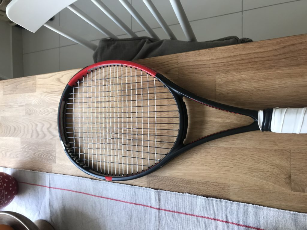 Dunlop Srixon CX 200 Tour 16x19 Racquet Review