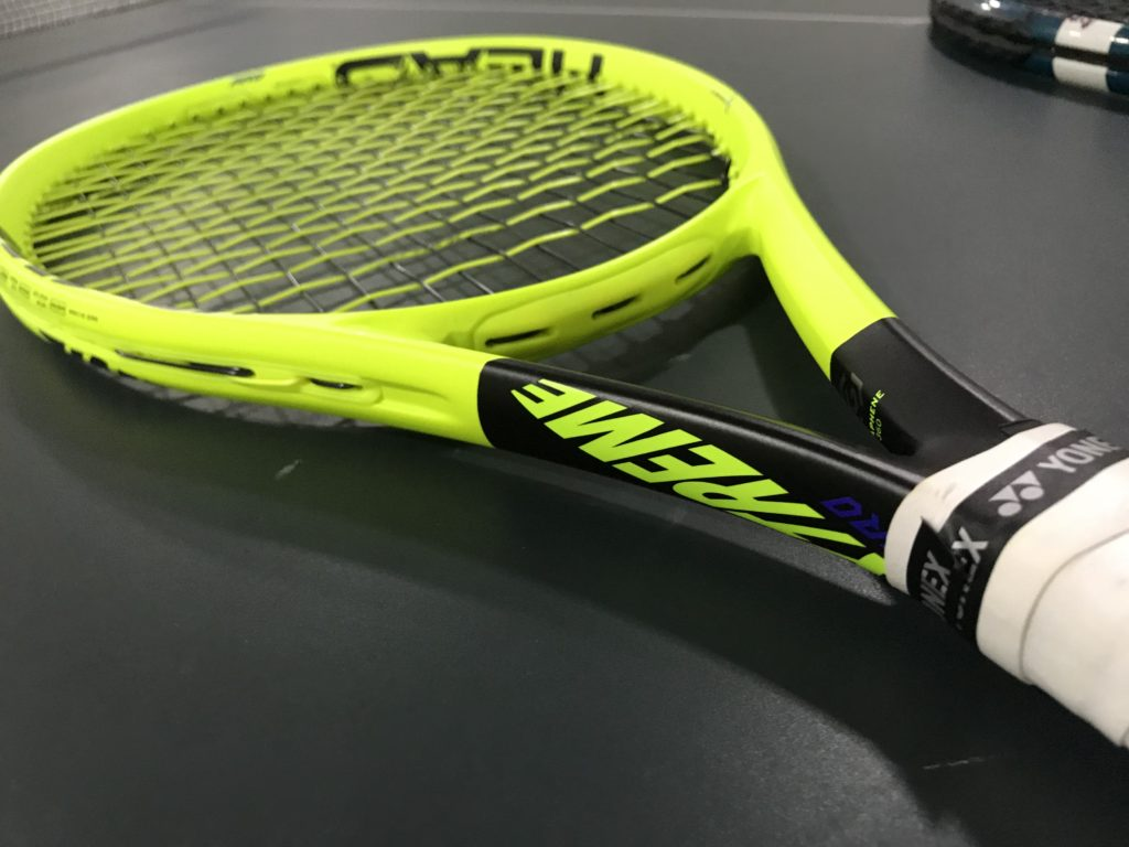 HEAD Graphene 360 Extreme Pro Racquet Review