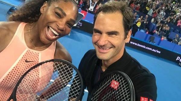 2019 ATP Season - Federer and Serena