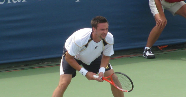 Life after retirement for tennis players