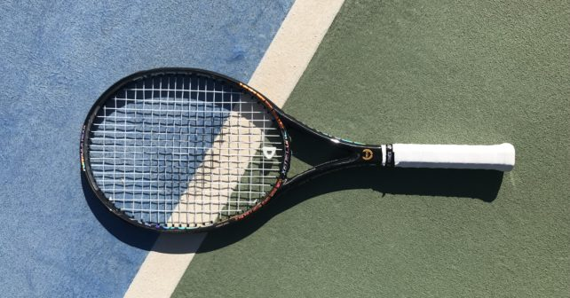 Donnay Formula 100 Hexacore Racquet Review