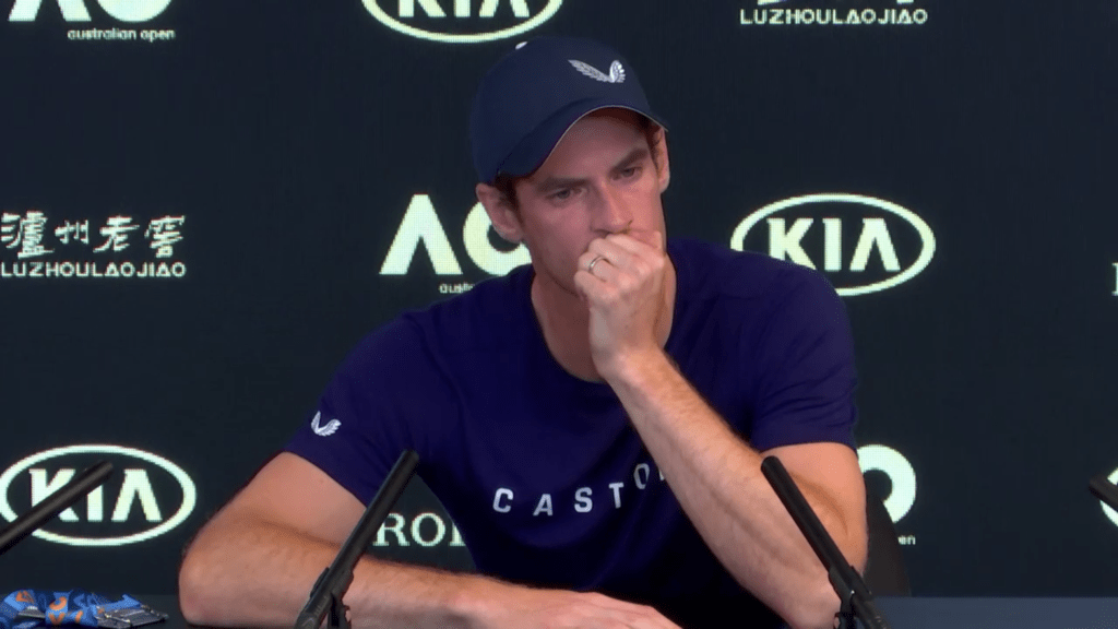 Andy Murray will retire in 2019