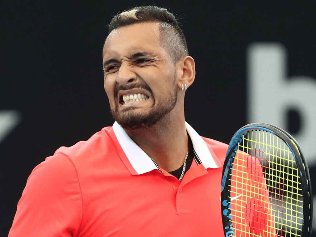2019 ATP Season - Nick Kyrgios
