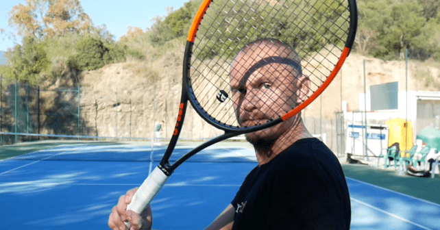 Wilson H22 Pro Stock Racquet Review - Performance