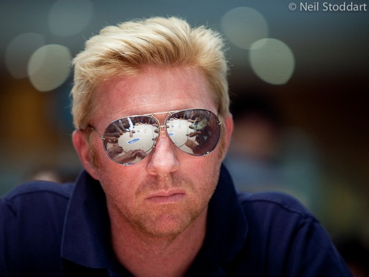 Life after retirement for tennis players - Boris Becker