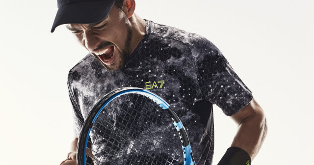 wear and gear changes for the Australian Open 2019 -  Fognini