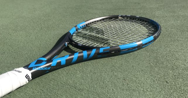 Babolat Pure Drive VS Racquet Review