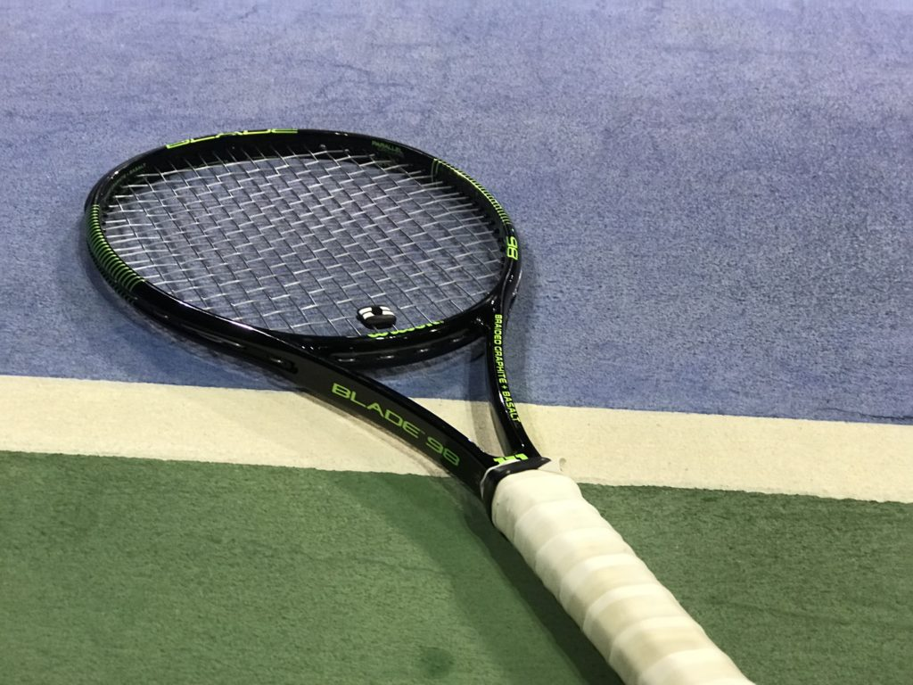 Wilson Blade 98 Pro Stock Racquet Review