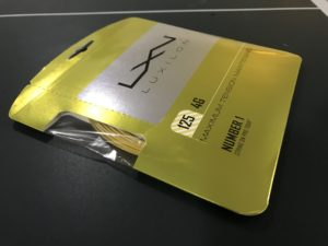 Luxilon 4G String Review