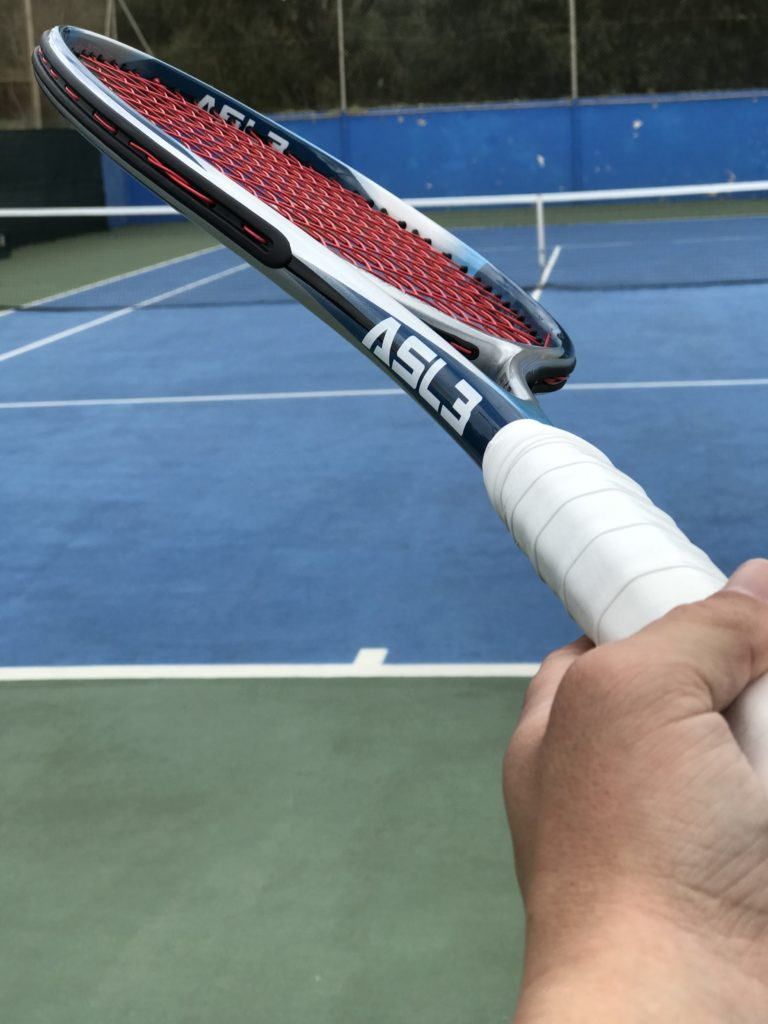 Angell ASL 3 Racquet Review