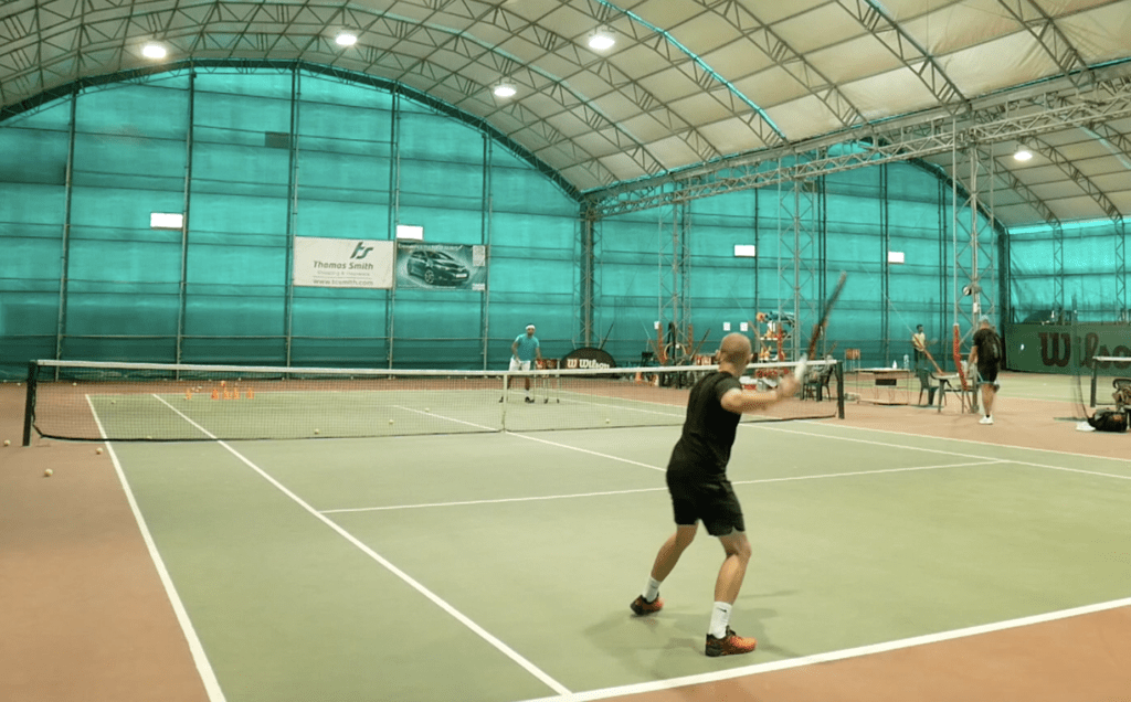 Trying to improve my forehand