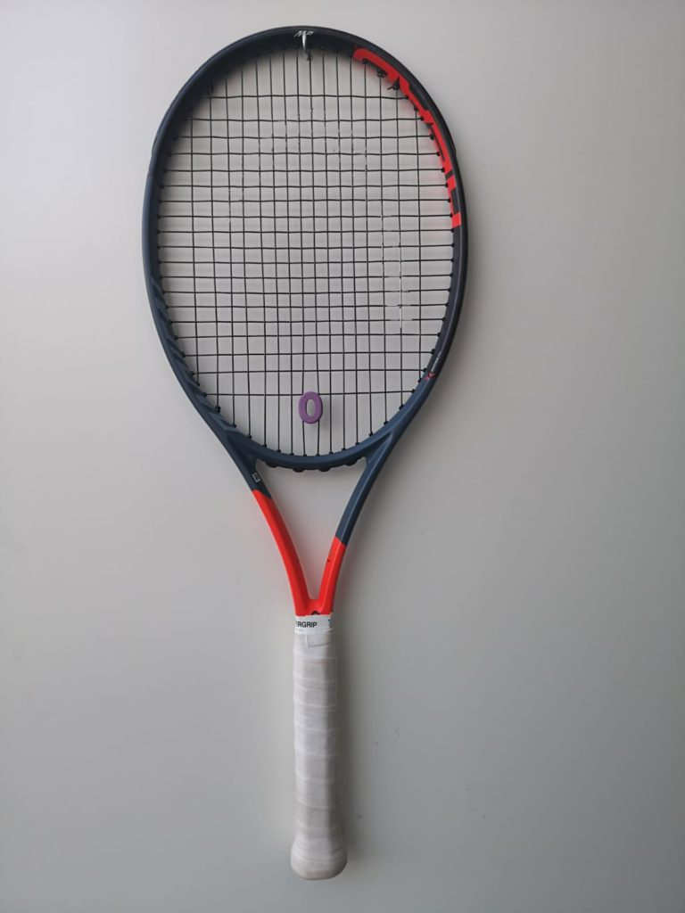HEAD Graphene 360 Radical MP Racquet Review - Performance