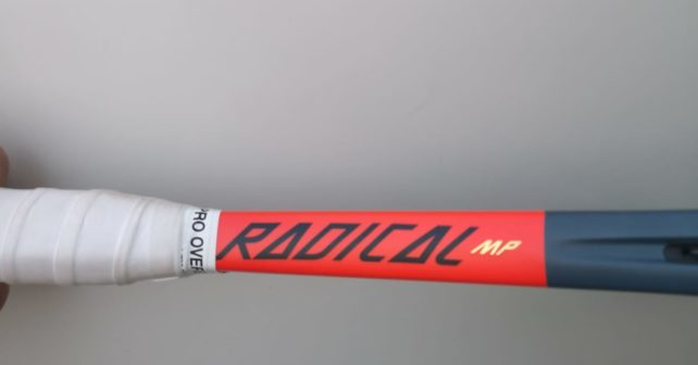 HEAD Graphene 360 Radical MP Racquet Review