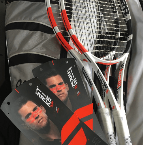 Babolat Pure Strike 2019 The New Babolat Pure Strike Endorsed By Thiem