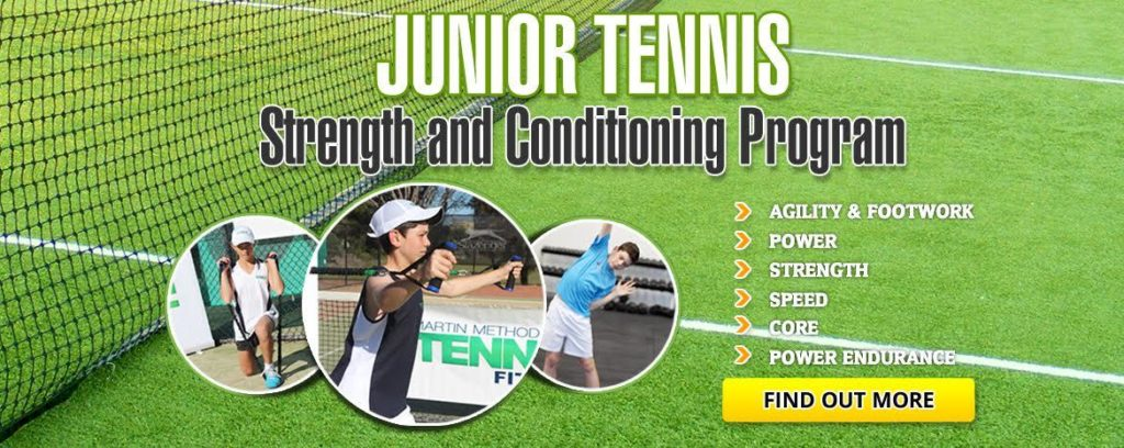 Improve your tennis fitness