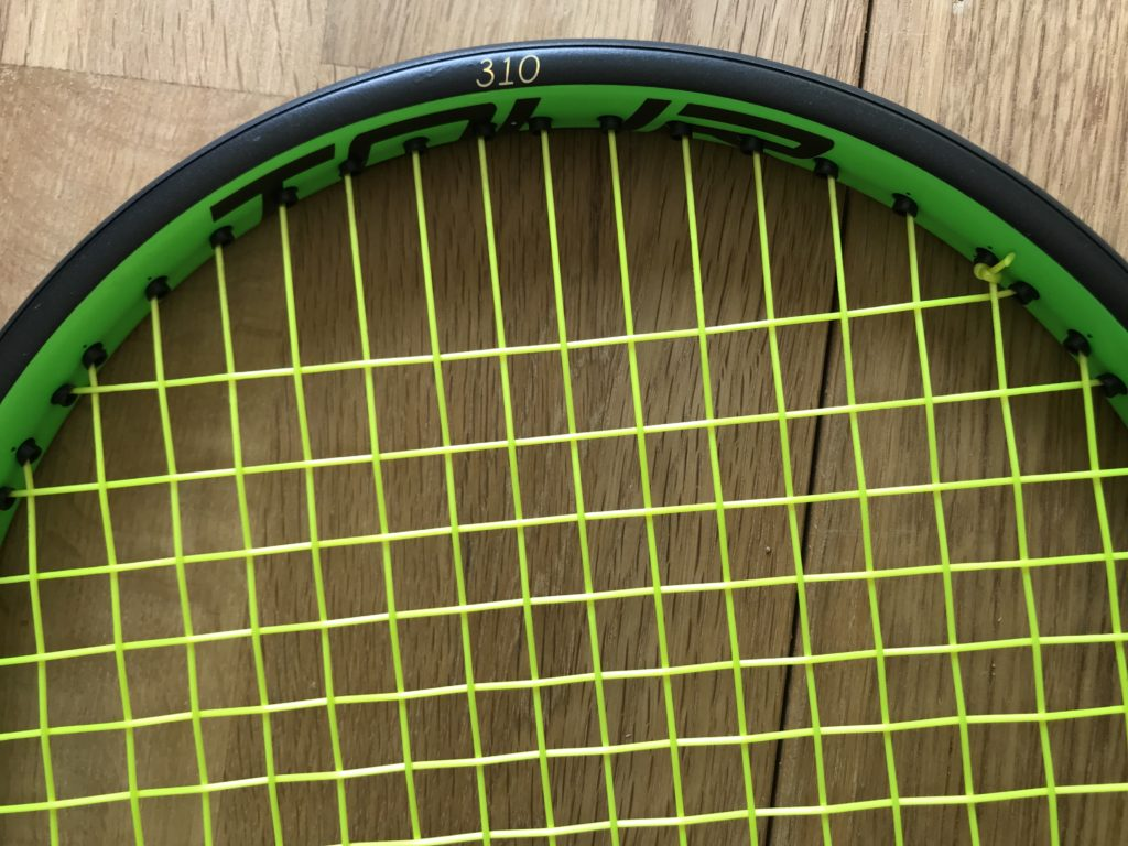 Prince Textreme Tour 100 310 Racquet Review
